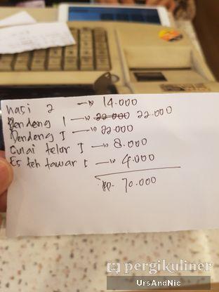 Foto 3 - Menu di Nasi Kapau Uni Nailah oleh UrsAndNic