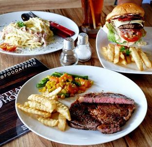 Foto 1 - Makanan di C4 Steak House oleh Chatchai Patracharukul