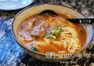 Foto 5 - Makanan(Noodle with Sliced Beef in Spicy Soup - IDR 52 K ++) di Lamian Palace oleh Irene Stefannie @_irenefanderland