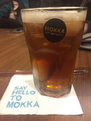 Foto 1 - Makanan(Lychee Tea) di Mokka Coffee Cabana oleh Widyasari Widyasari