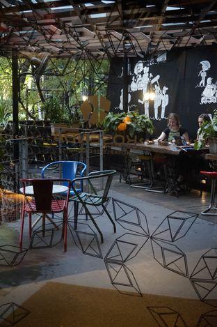 Foto 22 - Interior di Waha Kitchen - Kosenda Hotel oleh yudistira ishak abrar