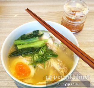 Foto 1 - Makanan di Nanami Ramen oleh Hungry Mommy