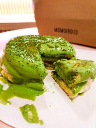 Foto 1 - Makanan(Souffled Pancake Greentea) di Momoiro oleh Adhy Musaad