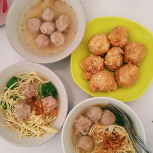 Foto 1 - Makanan(Mie bakso kuah) di Bakso Arief oleh Instagram : @tasteofbandung
