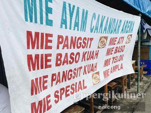 Foto review Mie Ayam Cak Kandar Arema oleh Icong  5