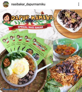 Foto 2 - Makanan di Nasi Bakar Dapur Mamiku oleh Aditya Poernomo