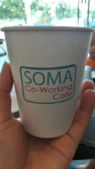 Foto review Soma Co-Working Cafe oleh Andri  3