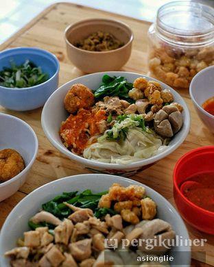 Foto 6 - Makanan di Bakmi Hoksen oleh Asiong Lie @makanajadah