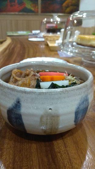 Foto 2 - Makanan(Niku Udon) di Kyoto Gion Cafe oleh Farhan Muhamad Ryan