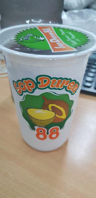 Foto 1 - Makanan di Sop Duren 88 oleh Meri @kamuskenyang