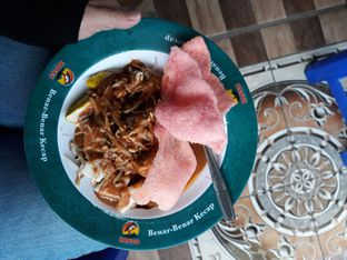 Foto 1 - Makanan di Kupat Tahu Gempol oleh Maissy  (@cici.adek.kuliner)