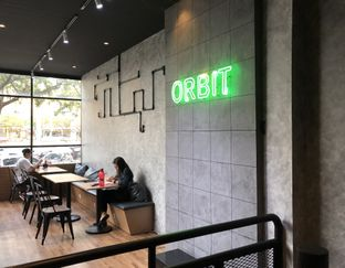 Foto 6 - Interior di Orbit Gelato oleh YSfoodspottings