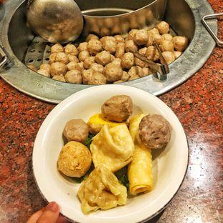 Foto 1 - Makanan(Bakso Malang) di Bakso Enggal Malang oleh Fadhlur Rohman