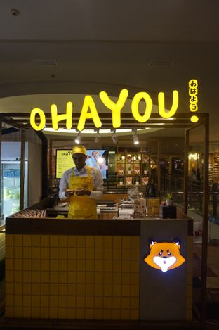 Foto 2 - Interior di Ohayou! Cheese Toast oleh yudistira ishak abrar