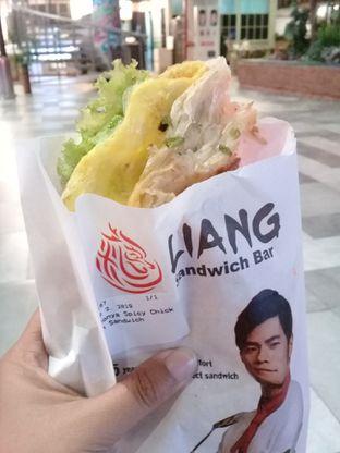Foto 2 - Makanan di Liang Sandwich Bar oleh lisa hwan