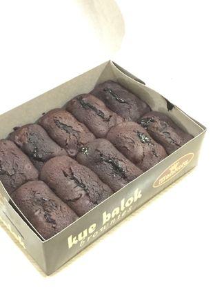 Foto 5 - Makanan di Kue Balok Brownies Mahkota oleh yudistira ishak abrar