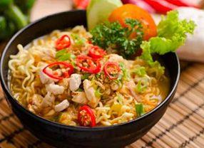 5 Sayuran yang Paling Sering Dicampur dalam Mie Instan