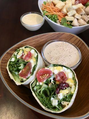Foto review Harmony Salad Bar oleh Prido ZH 1