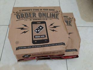 Foto 4 - Makanan di Domino's Pizza oleh @yoliechan_lie