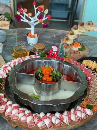 Foto review Chongqing Liuyishou Hotpot oleh heiyika  10