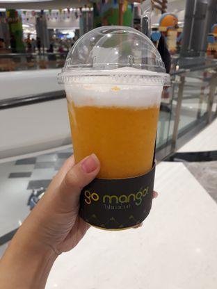 Foto review Go Mango! oleh nita febriani 2