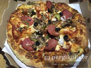 Foto review Domino's Pizza oleh @mamiclairedoyanmakan  2
