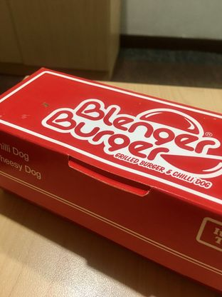 Foto review Blenger Burger oleh Prido ZH 1