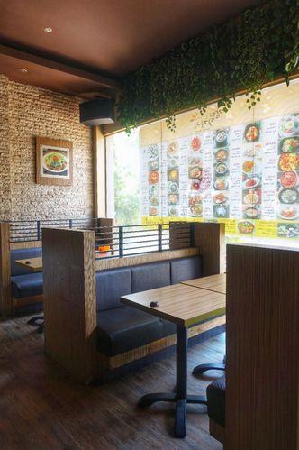 Foto Interior di KamTag Chicken