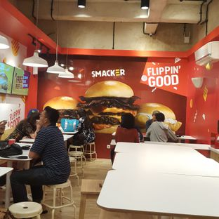 Foto review Flip Burger oleh Tiaradhita Deswandari 8