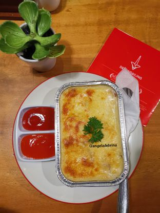 Foto 1 - Makanan(Potato Gratin ) di De Mandailing Cafe N Eatery oleh Angela Debrina