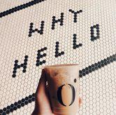 Foto Es kopi susu jadoel di Phos Coffee