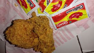 Foto review Hisana Fried Chicken oleh Cindy Anfa'u 2