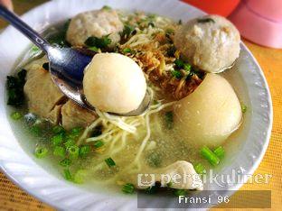 Foto 3 - Makanan di Bakso Aloy oleh Fransiscus