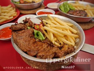 Foto 4 - Makanan di The Real Holysteak oleh Nana (IG: @foodlover_gallery)