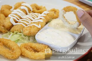 Foto 2 - Makanan(Seafood Platter) di Fat Bubble oleh Asharee Widodo
