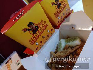 Foto 2 - Makanan di Ayam Gedebuk oleh Debora Setopo