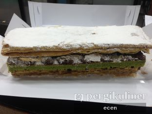 Foto - Makanan di Surabaya Snow Cake oleh @Ecen28