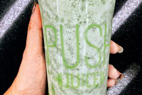 Foto PUSH Juice