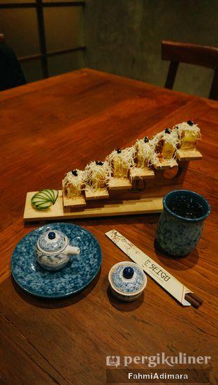 Foto 8 - Makanan(Flossy Tuna with Tamago & Cheese Roll) di Seigo oleh Fahmi Adimara