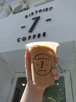 Foto 1 - Makanan di District 7 Coffee oleh Theodora