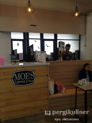 Foto 2 - Interior di Moe's Coffee & Tea oleh a bogus foodie