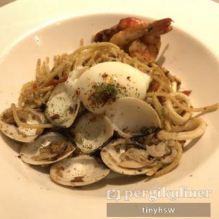 Foto 2 - Makanan(seafood aglio olio) di Beatrice Quarters oleh Tiny HSW. IG : @tinyfoodjournal