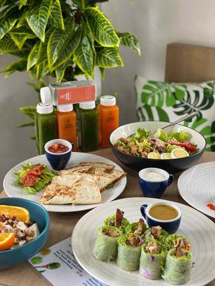Foto review Kalegreen Salad Bar oleh Jeljel  4