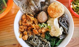Bakmi Ayam Jamur By Mei's Kitchen