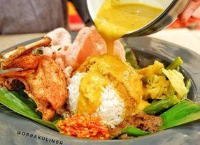 Ini Dia Alasan Mengapa Kuliner Padang Banyak Menggunakan Santan!