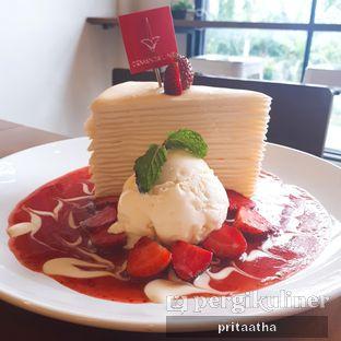 Foto 3 - Makanan(Mille Crepes) di De Mandailing Cafe N Eatery oleh Prita Hayuning Dias