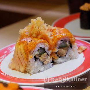 Foto 2 - Makanan di Genki Sushi oleh Oppa Kuliner (@oppakuliner)
