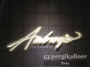 Foto review Ambrogio Patisserie oleh Tirta Lie 5