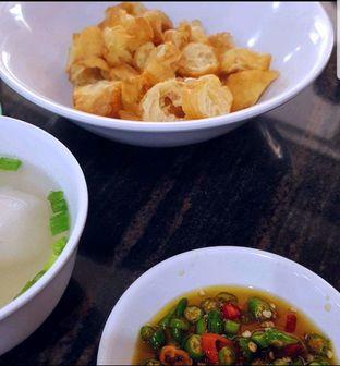 Foto 2 - Makanan di Bubur Ayam Mangga Besar 1 oleh heiyika