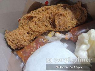 Foto review Bebek Kremes Bu Uju oleh Debora Setopo 1